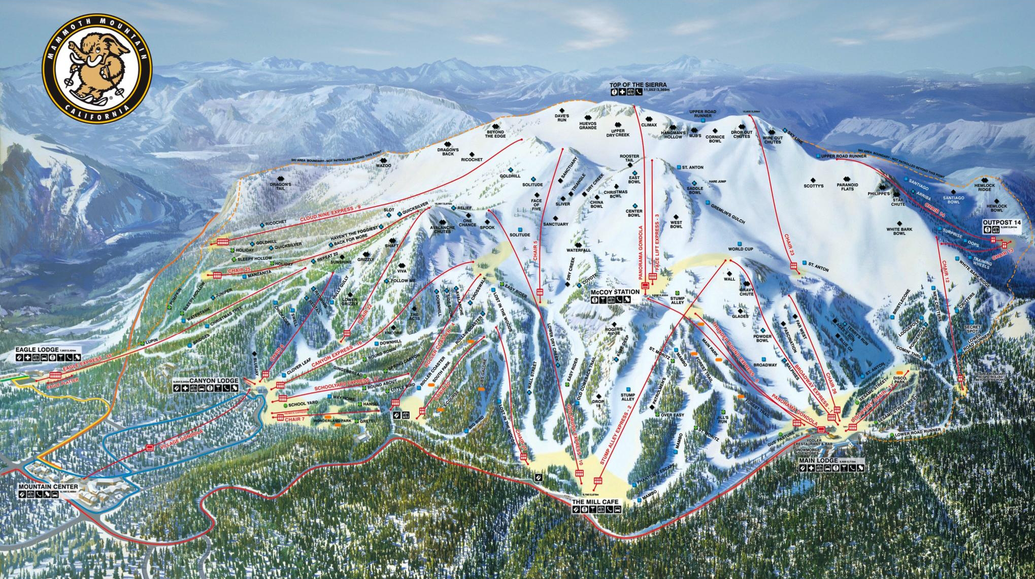 mammoth buys bear mountain & snow summit - powpowpowpowpowpow