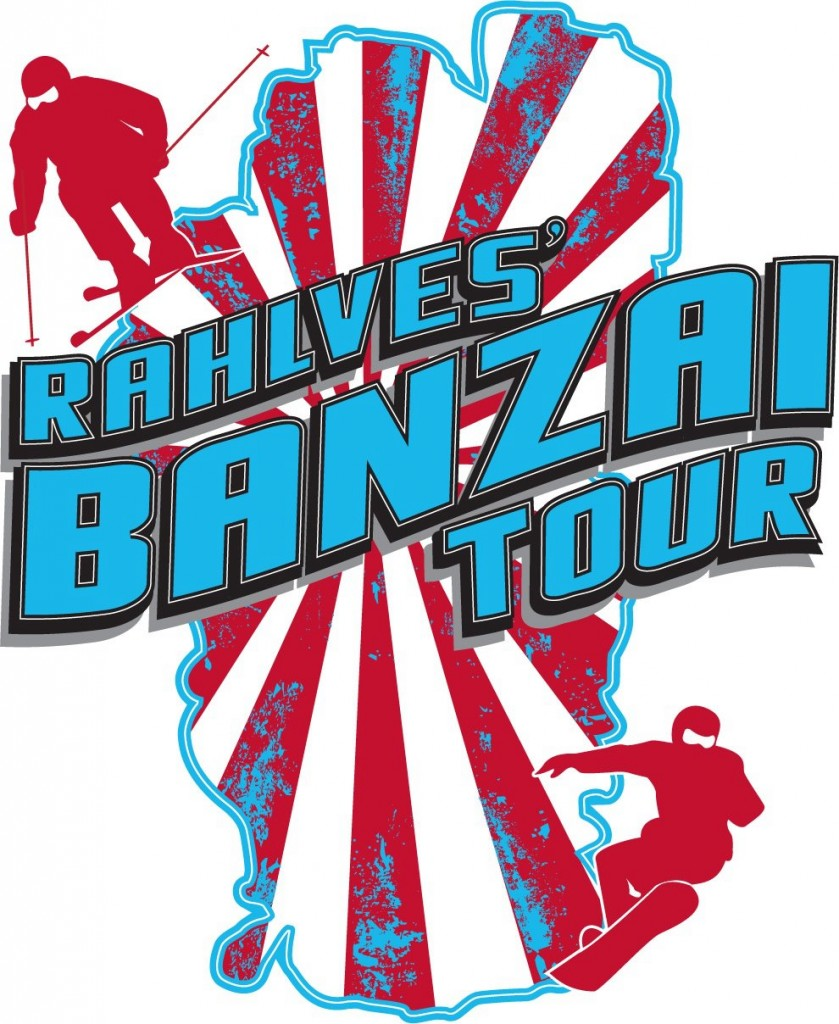 Rahlves' Banzai Tour