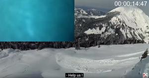 Chatel avalanche, january 2015